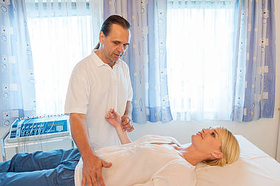 Therapie in den Wilfinger Hotels